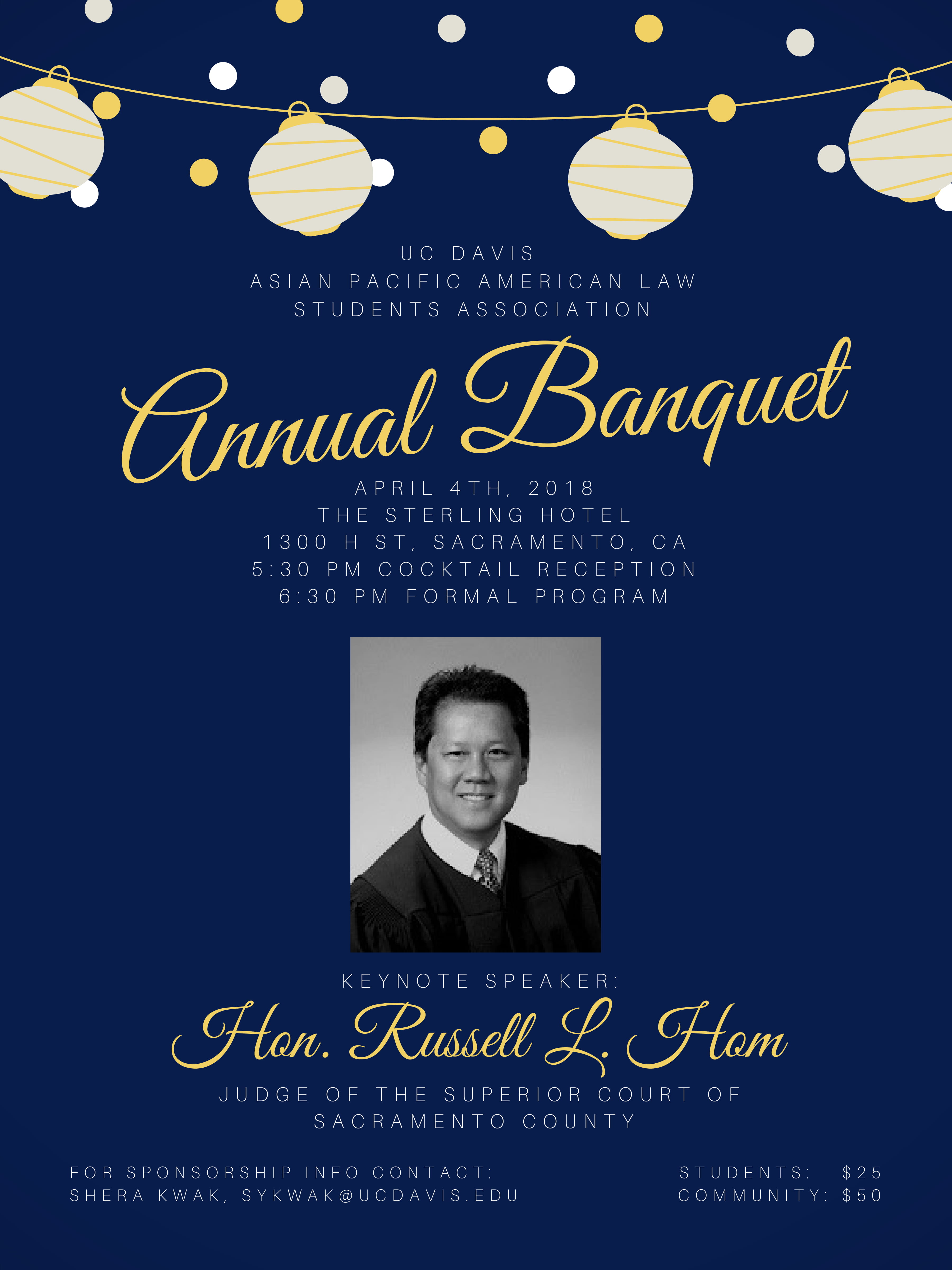 uc davis school of law apalsa banquet
